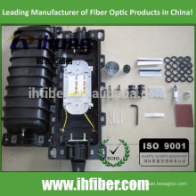 2 In - 2 Out Horizontal / Inline Fiber Optic joint closure