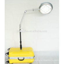 Lámpara quirúrgica de emergencia recargable DW-PSL001