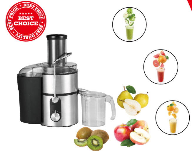 juice extractor stainless steel big