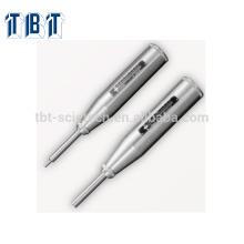 T-BOTA HT-20 estructuras de baja resistencia tipo punto mortero martillo de prueba de hormigón