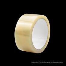 Selbstklebendes Transparentband Biologisch abbaubares Verpackungsband