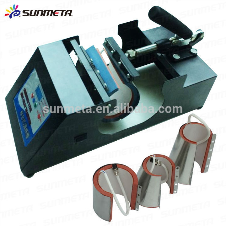 New 4 in 1 Manual Mug Printing Machine