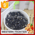 Chine QingHai emballage en vrac noir baie goji