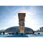 Universiade world Door steel structure LED Screen