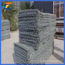 Fuerte malla de alambre de Gabion galvanizado en venta