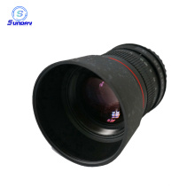 Portrait Noir Multicolore 85mm f / 1.8 Lentille Pour Nikon