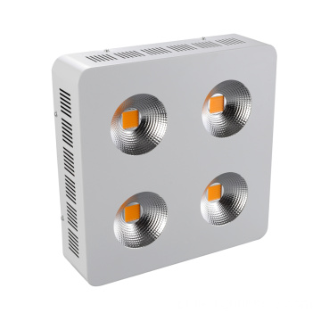 400-840nm Full Spectrum 800W COB LED cresce a lâmpada