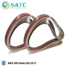 Wholesale bande de ponçage d'oxyde d'aluminium utilisé dans d'autres matériaux