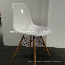 Estilo moderno de alta qualidade branco confortável casa de jantar cadeira de jantar XYN2817