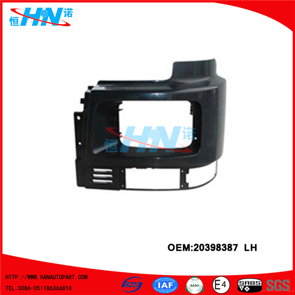 ABS Lamp Bezel 20398387 Volvo Commerical Parts