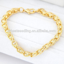 Dernier bracelet en dames d'or