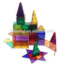Novo design magnético brinquedos de construção brinquedos educativos 2015