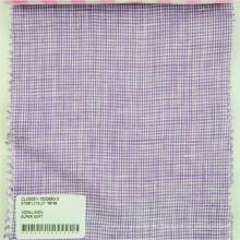 hilado respirable profesional teñido tela de lino 100% puro