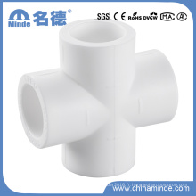 PPR Cross Piece Fitting for Building Material