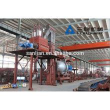 Nova planta de processamento de asfalto pronto e pronto para venda em China