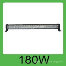 El CE caliente de la venta y la certificación 180W IP68 DC10v-30V de la certificación de ROHS de la barra ligera llevada camino, garantía 3years