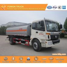 FOTON 4X2 13000L chemical liquid tanker truck