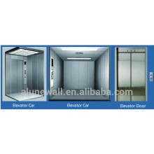 Feuilles composées en acier galvanisées de haute qualité de 4mm / panneau enduit de zinc pour le mur / porte d'ascenseur