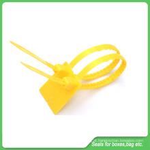 Selo plástico (JY-330), selo de segurança