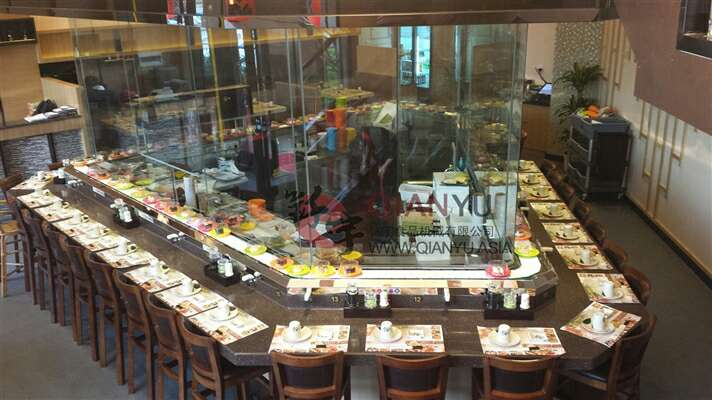 Flexible Sushi Conveyor Belt