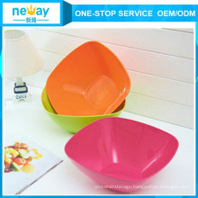 Neway Square Plastic Fruit Plate
