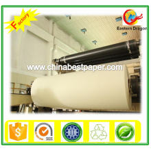 190g White Coated Woodfree Paper