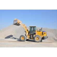SEM656D 5 TONS Wheel Loader dengan Weichai Engines