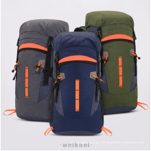 Factory Wholesale New Outdoor Sports Backpack 50L Mountaineering Bag Men′s Backpack Large Capacity Hiking Bag