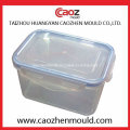 800ml Plastic Lock Lcok Container Mould in China
