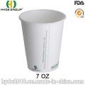 Descartáveis de papel frio bebendo Cup (7oz)