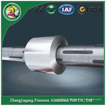 Rouleaux isolants en aluminium