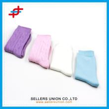 Dicke Winter Socken Stiefel Stulpe Socken Baumwolle Crew Socken