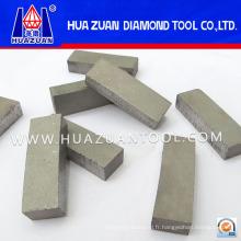 Segment de coupe de diamant de 400 mm pour béton (HZ364)