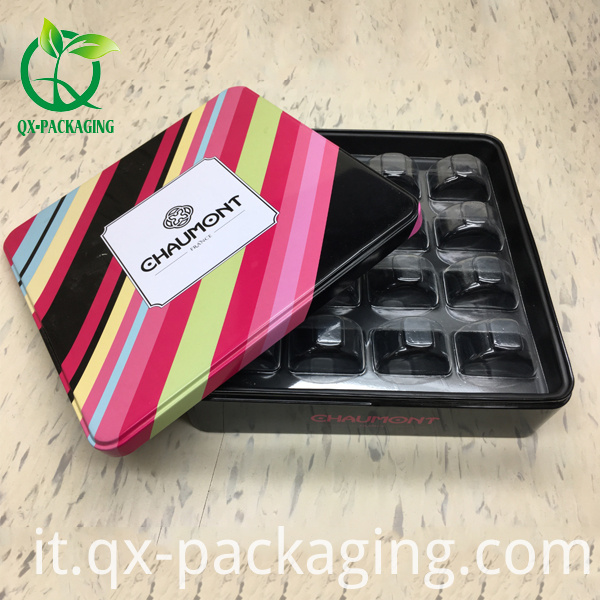 Empty Chocolate Gift Boxes