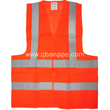 high visibiity reflective safety waistcoat