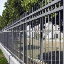 Palisade pulverización Jardín temporal ornamental Paneles de la cerca con el precio razonable en almacén (fabricante)