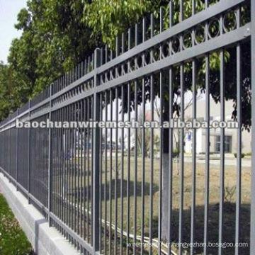 Pulvérisation à palissade Jardin temporaire ornemental Panneaux de clôture à prix raisonnable en magasin (fabricant)