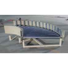 Fixed Curve Roller Conveyor Machine