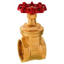 Válvula de porta 105, válvula de porta de bronze, baixo preço com grande qualidade,