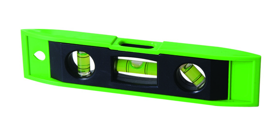 "6"" mini plastic torpedo level"