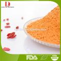 Neue Ernte FD Pulver Heißer Verkauf hochwertiger organischer Wolfberry Extrakt / goji Puder / Wolfberrypuder