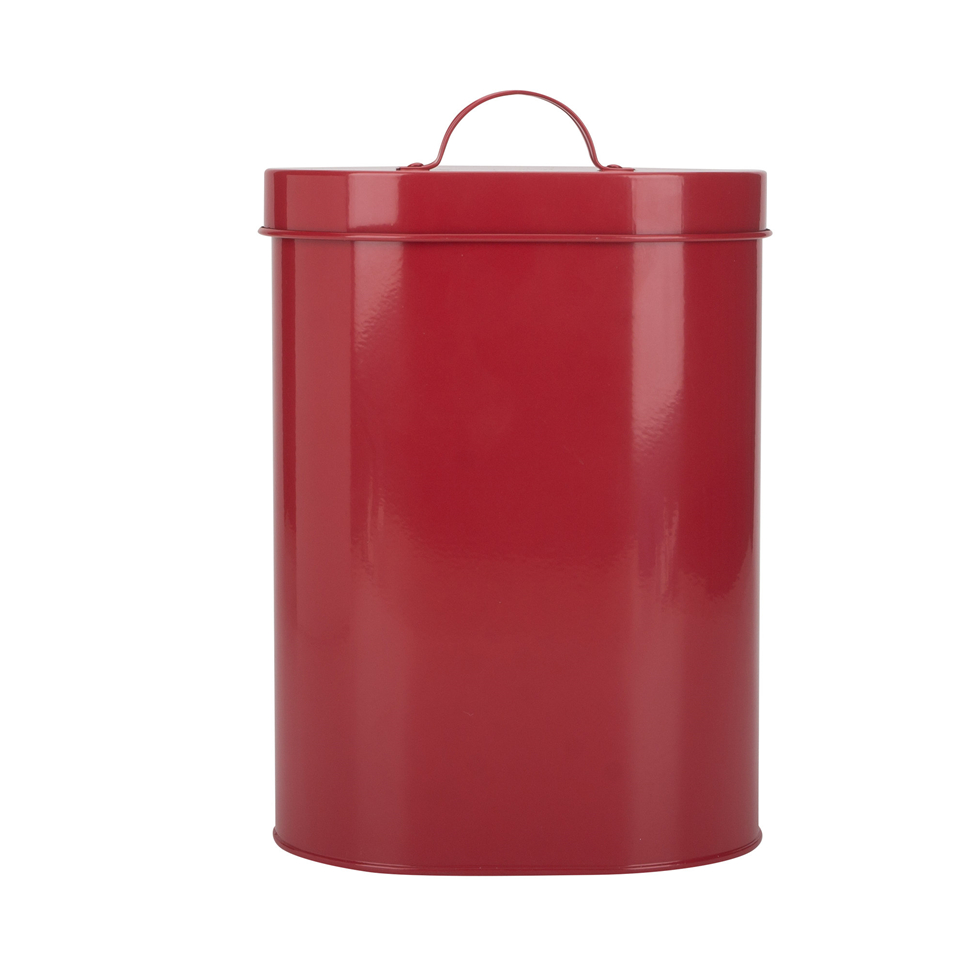Red Storage Canister Sainsburys