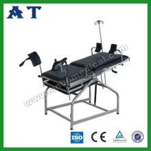 Stainless Steel gynecology bed
