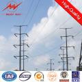 Steel Distribution Pole for 69kv Transmission Line