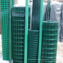 Welded Fence Galvanized  Hard Wire Mesh / pvc coated Welded Wire Mesh  panel (factory price)
