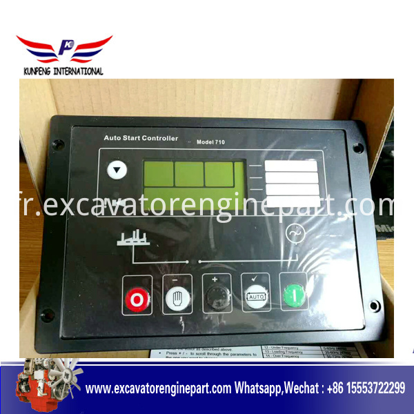 Generator Auto Start Control Panel DSE710 For Deep Sea Controller