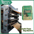 Saco de papel químico automático que faz a máquina