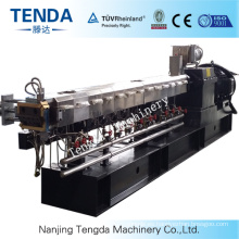 Ce Complete Tsj - 65-1 Twin Screw Extruder of Brace Cut Grain