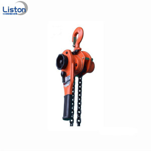 Grua manual Chain Chain dos blocos de alavanca 0.75Ton G80