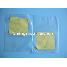 Healthy And Safe Plastic Sterilized Medical Disposable Temporary Colostomy Bag For Urine